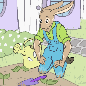 Most recent image: Gardening