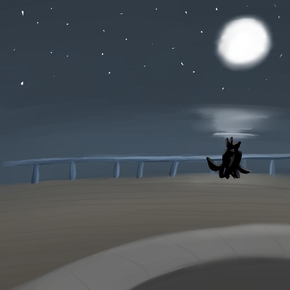Moonlight Smooch