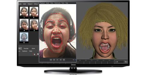 Face Mocap Animation Services