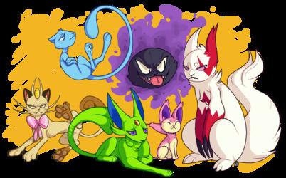 Cat Team