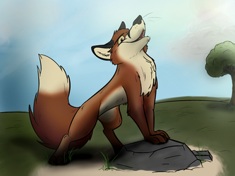 King of this Rock - Stream Doodle -