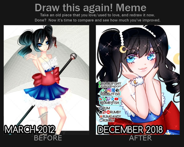 Draw This Again 2018 Idol Mari