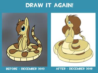 Draw Hissy Again