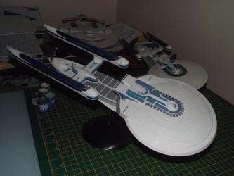 Model Excelsior II - Completed B