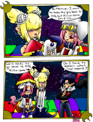 Saga of the Second Stringers #2
