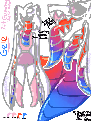 ★ New character, Gele! ★