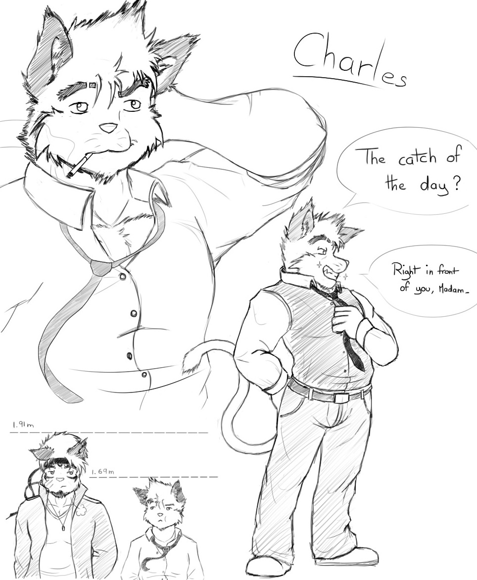 Doodle : Charles
