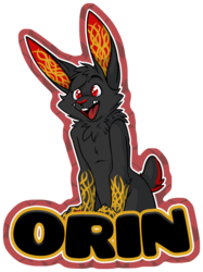 Badge Exchange, Jan+Feb 2015 - Orin