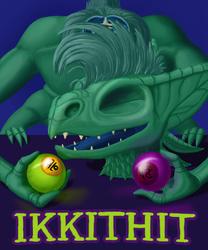 COMM: Eyes Out Badge of Ikkithit