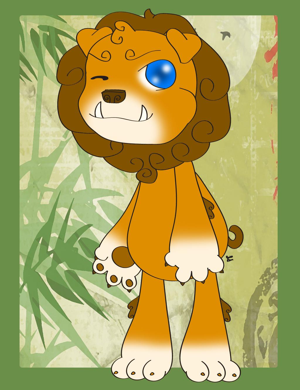 Anthro Quilen Cub