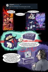 Ask Spanky - The Disaster - Page 1
