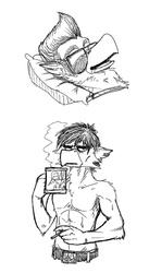 Reaction Sketches 6 - Rick and Hans 2