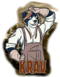 Krav - Steampunk Engineer