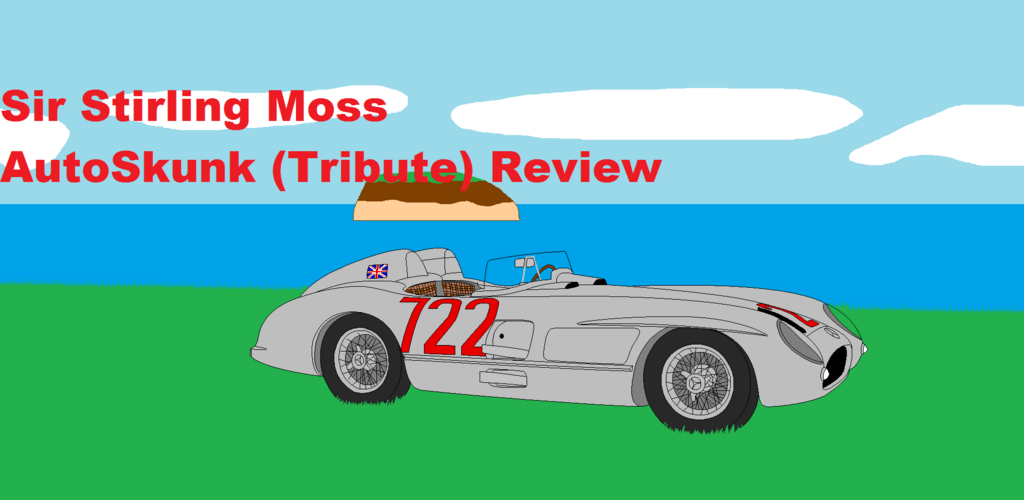 Most recent image: Sir Stirling Moss (AutoSkunk Tribute)