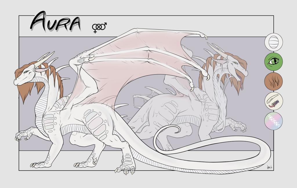 Most recent image: Aura Dragoness