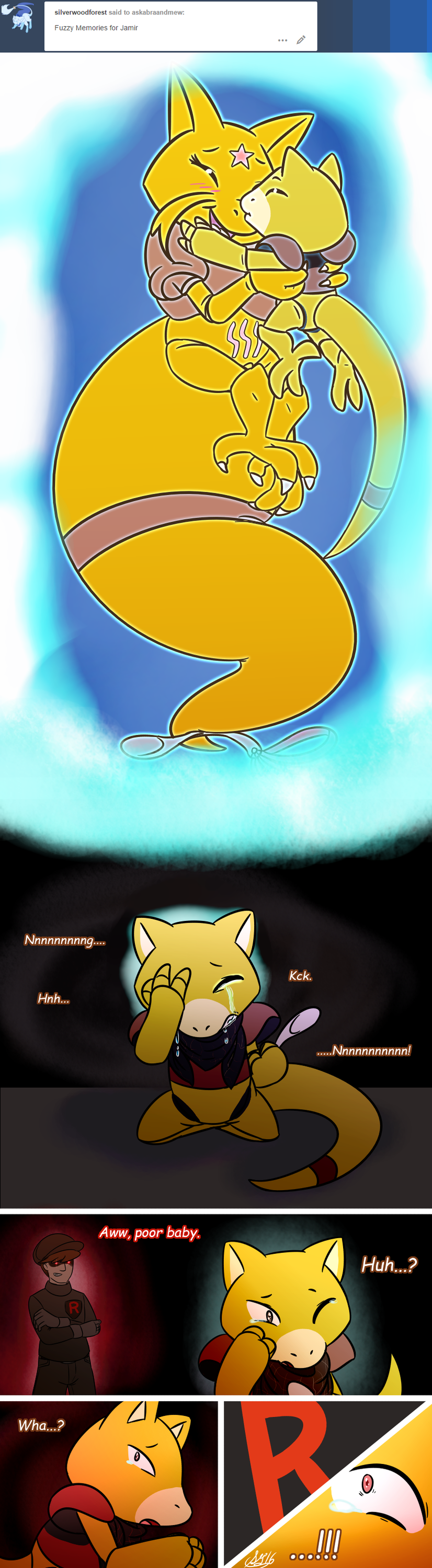 Ask Abra and Mew question #122