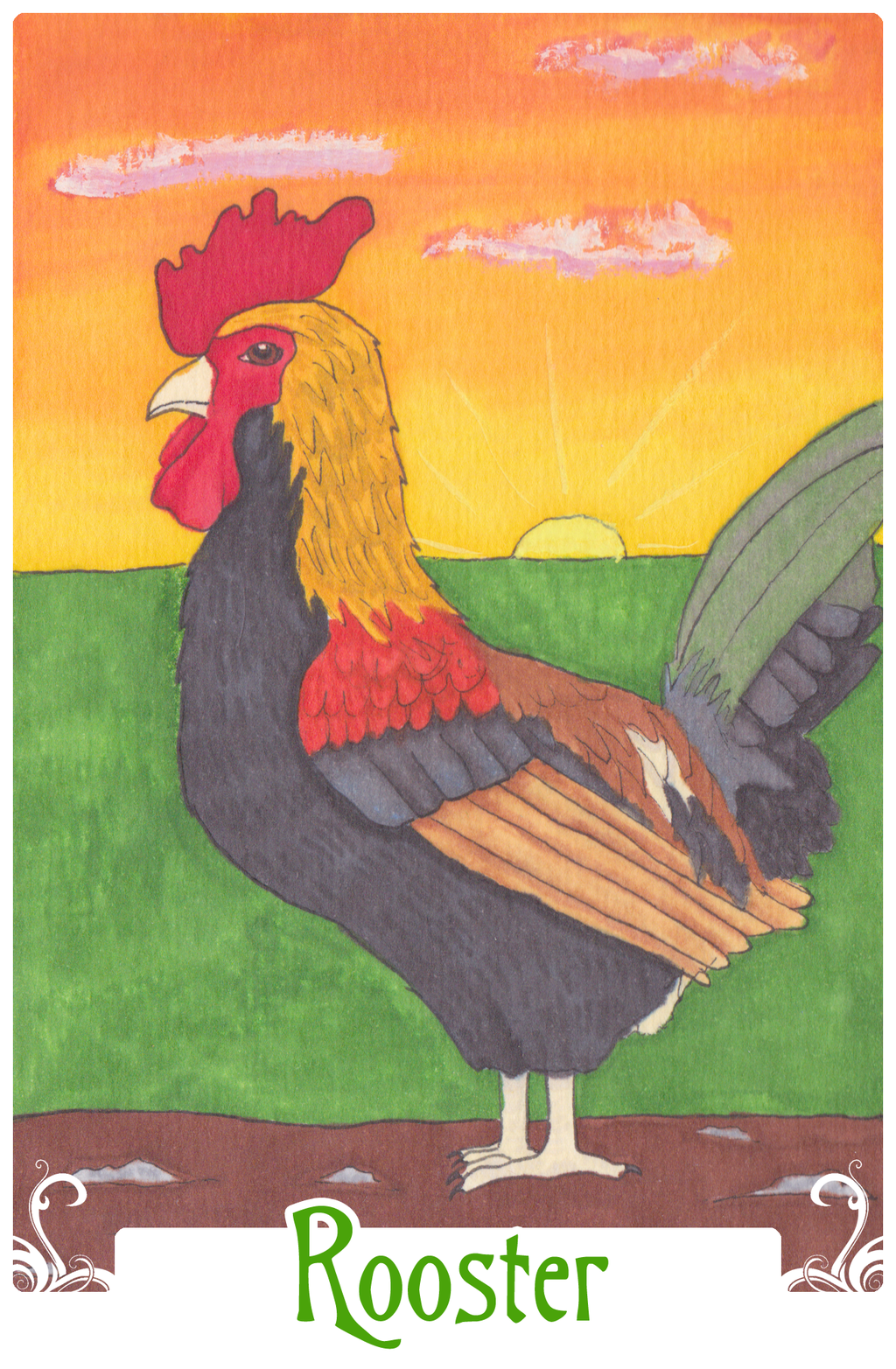 Rooster (2014)
