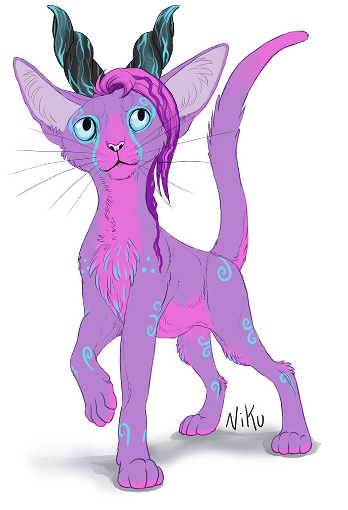 Most recent image: ~ Oriental Feline ~