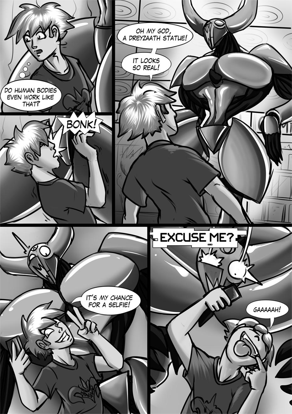 Hellfire Slave - Page 3