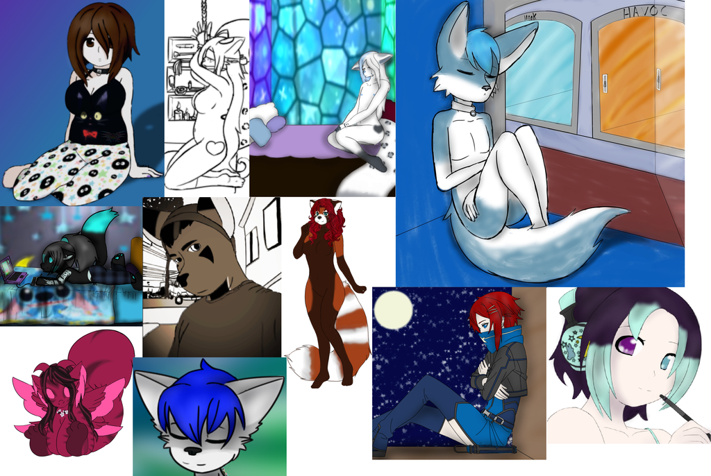Most recent image: Please help, urgently need commissions