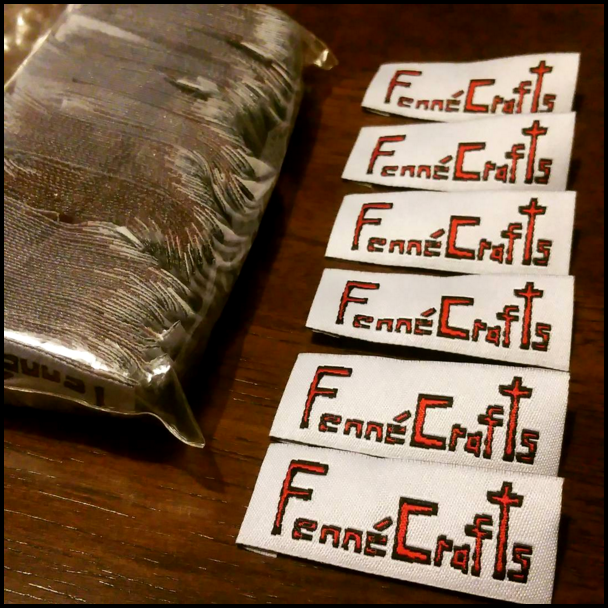 Most recent image: FennéCrafts Labels <3