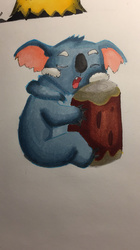 Komala [Commission/alcohol markers] 2/???