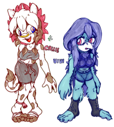 Callie and Vivi