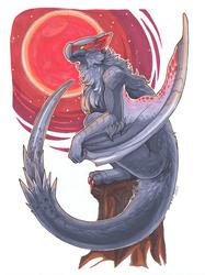 Auction: Blood Moon