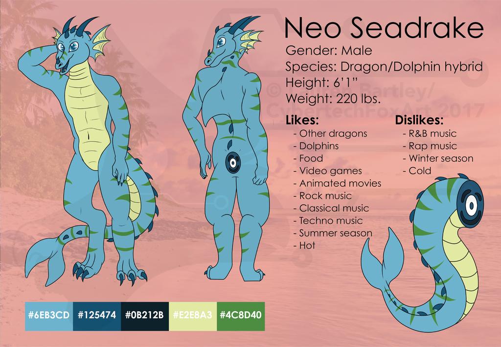 [CM] Neo Seadrake Reference Sheet