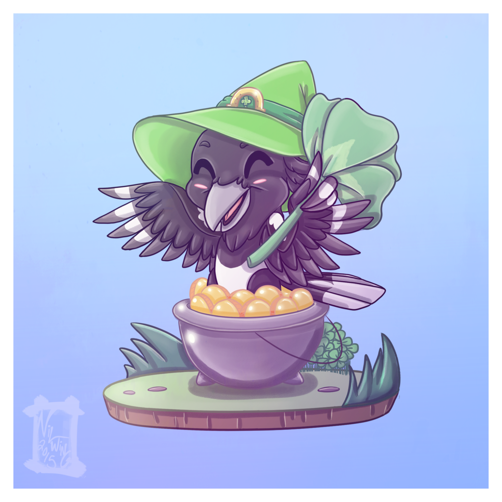 Pot o' Riches ~ by Nilwing