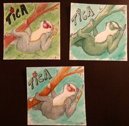 Example badges of me!!