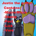 Justin the Gryphon