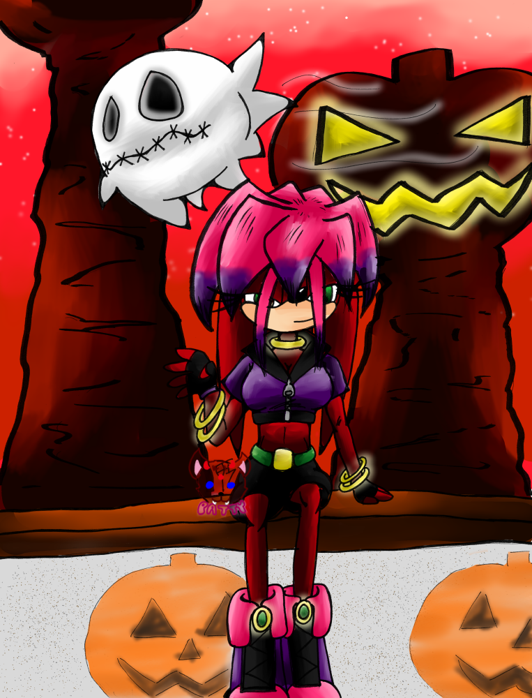 zone series #4:  pumpkin hill