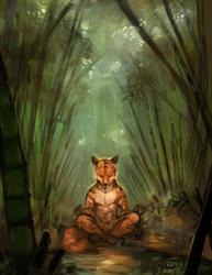 Serenity - Art by Rhyu