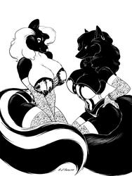 [Commission] Nikki & Mel