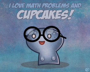 Math problems and cupcakes