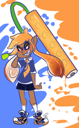 THE SPLATTING