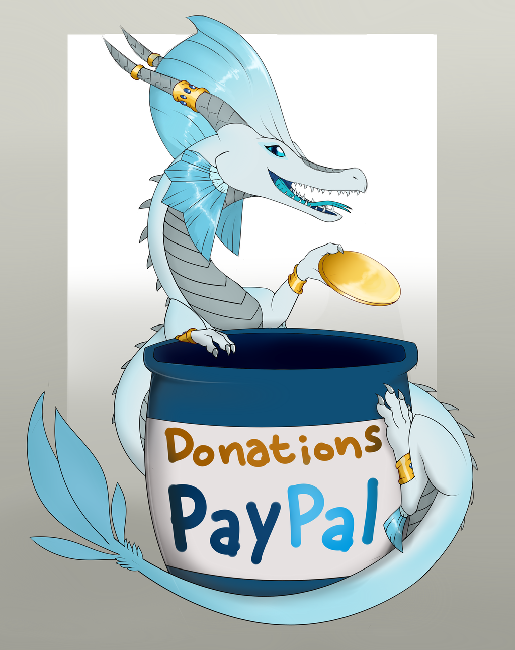 how to add donation link on twitch