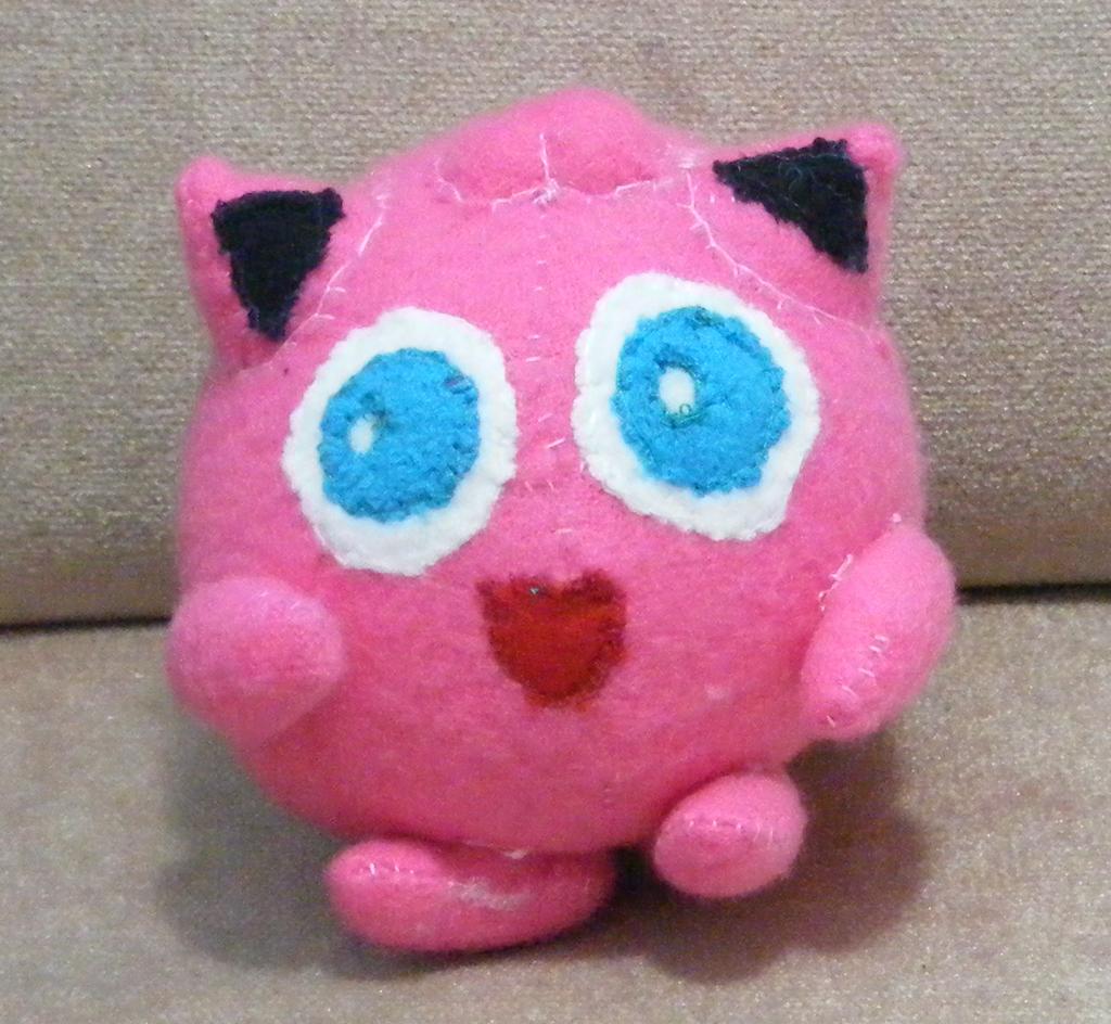 Jigglypuff Plush