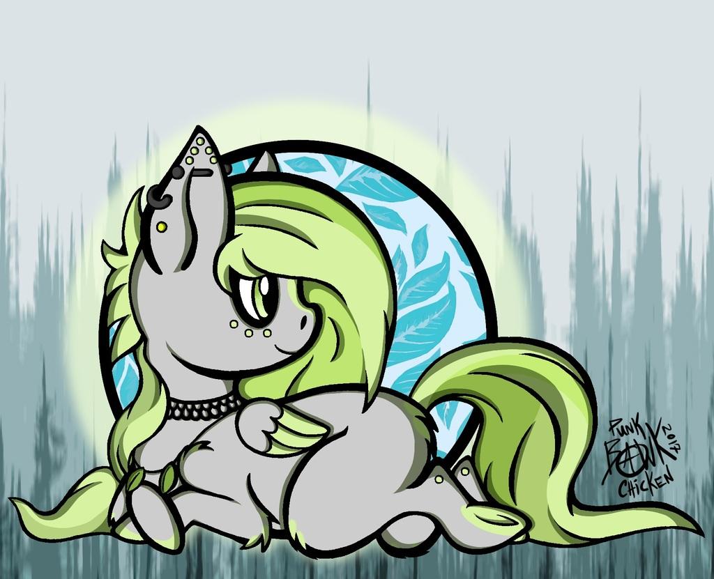 Forest Pegasus - Commisison