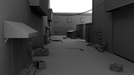 [WIP] Alley AO