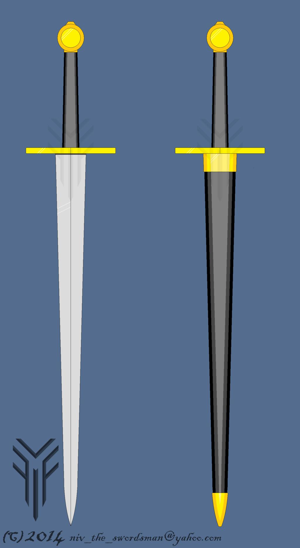 Hul'Veer - Rallom's Sword