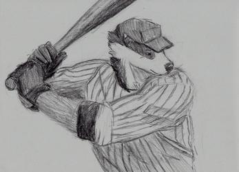 Swing, batter batter