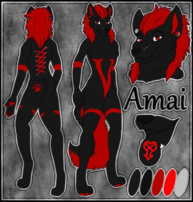 Most recent image: Amai 2.0