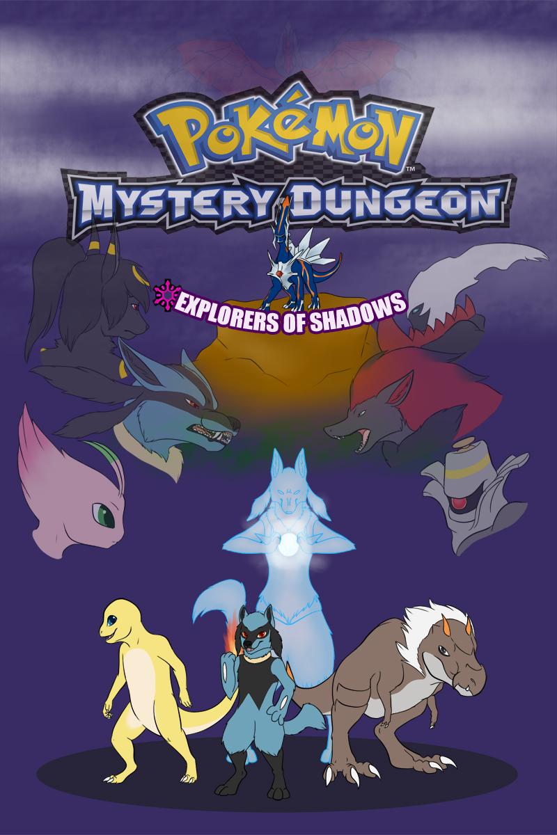 Pokemon Mystery Dungeon : Explorers of Shadows