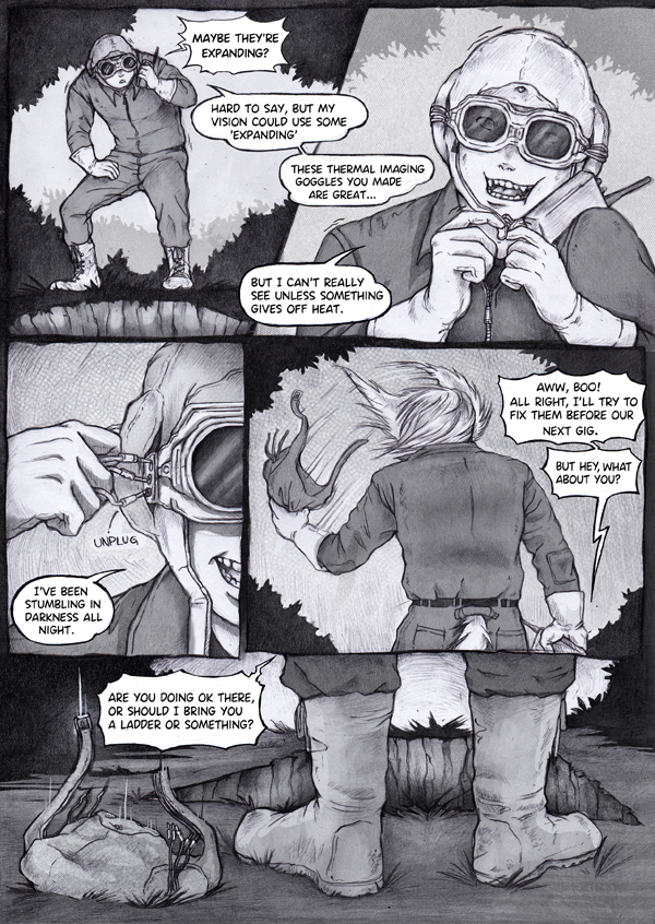 Most recent image: Soulmania page 12