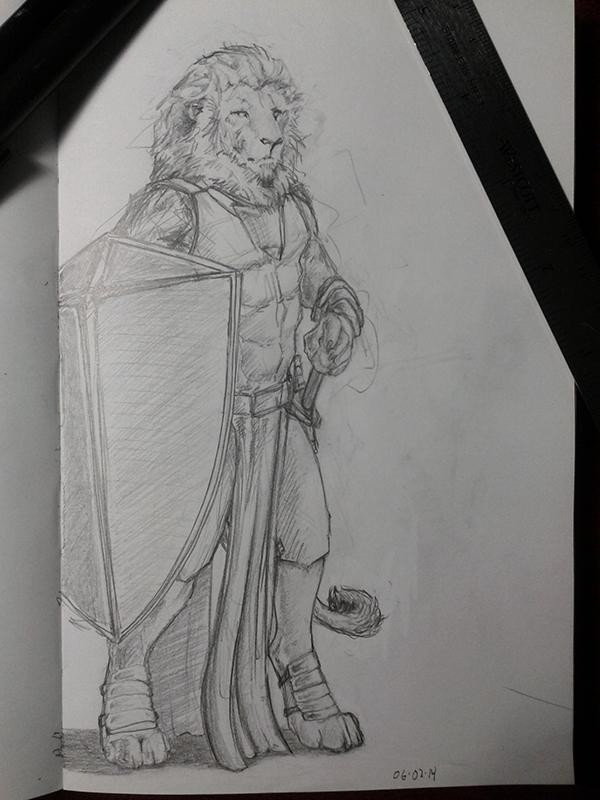 Sketch III - 06.02.14
