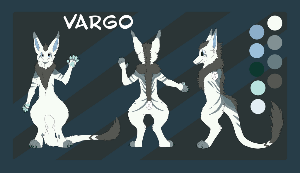 Most recent image: Vargo, Ref-Sheet