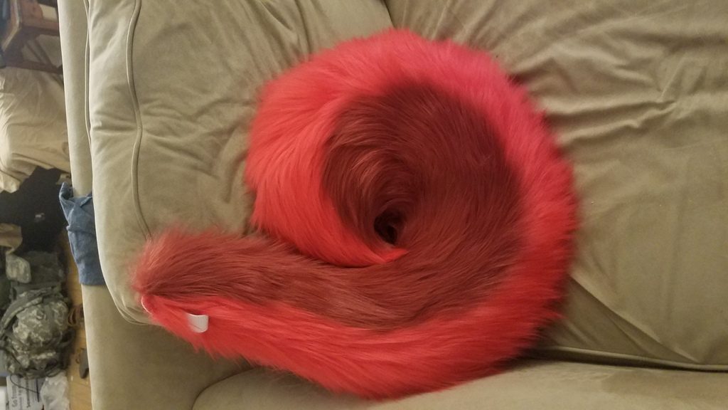 Flare's Tail, Finished! 1/5