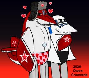 Owen's Red Love